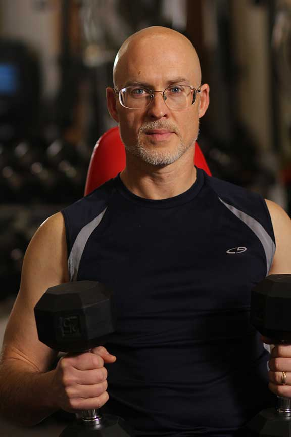Bob Gardner, Certified Nutritionist & Fitness Coach