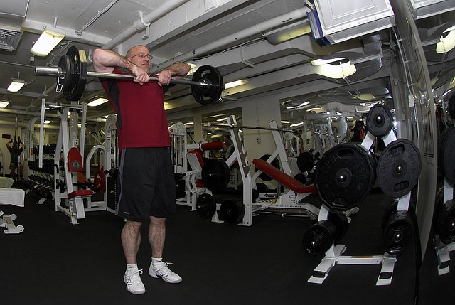 lifting is anti-aging