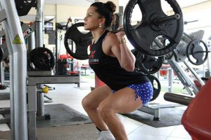 Strength Training Arms and Legs Together